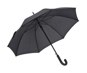 Automatik-Regenschirm aus Pongee mit Aluminiumschaft