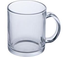 Kaffeetasse aus Glas
