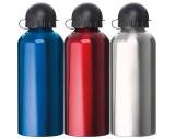 Trinkflasche aus Aluminium, 600 ml